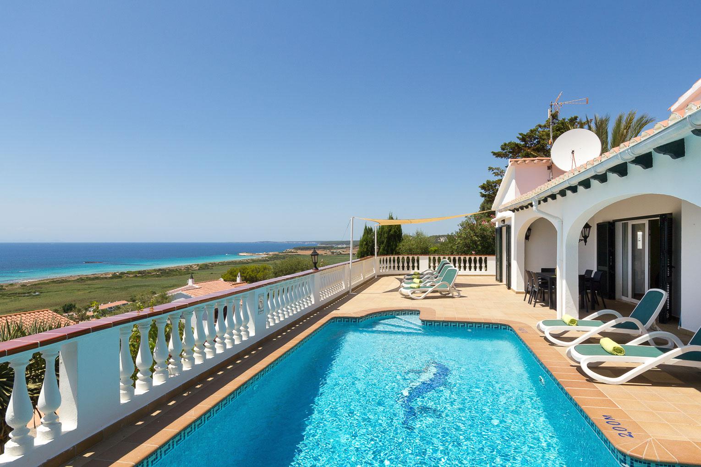 son Bou Villa Rentals in Menorca 2020